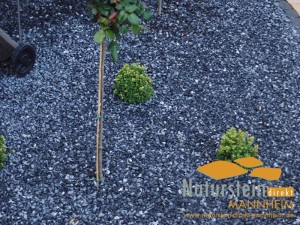 Kalksplitt Ziersplitt Alpina Dark