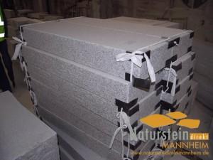 Granit Blockstufen Bristol