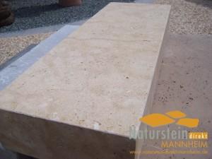 Kalkstein Blockstufen Sindbad