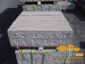 Sandstein Blockstufen Artos