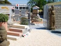 Ausstellung Naturstein-direkt Mannheim