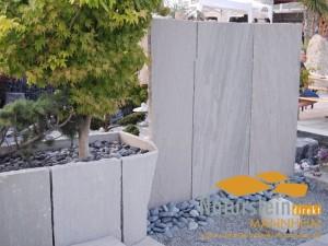 Sandstein Palisaden Artos