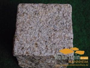 Granit Pflastersteine Sun
