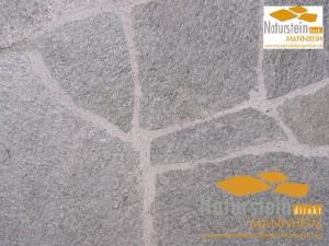 Gneis Polygonalplatten Lucia Grey