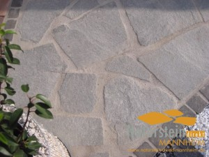 Quarzit Polygonalplatten Hellas
