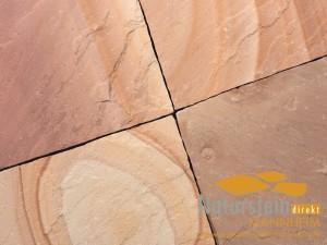 Sandstein Polygonalplatten Nevada