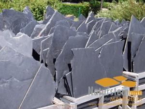 Schiefer Graphit Polygonalplatten Toledo
