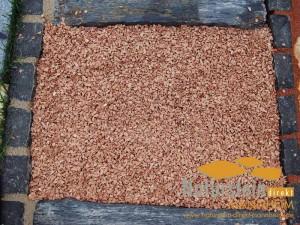 Marmorsplitt Ziersplitt Rosso Verona