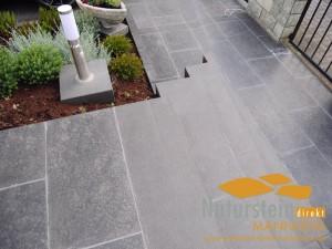 Basalt Terrassenplatten Sanoku
