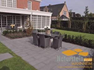Granit Terrassenplatten Galant