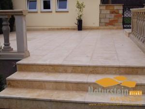 Kalkstein Terrassenplatten Sindbad