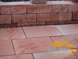 Sandstein Terrassenplatten Aravalli