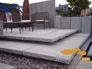Sandstein Terrassenplatten Artos