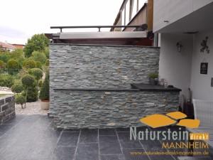 Schiefer Terrassenplatten Simba