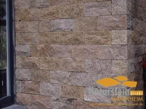 Granit Verblendsteine Sun