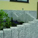 Palisaden aus Naturstein – dekorativ & funktional