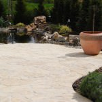 Polygonalplatten aus Naturstein