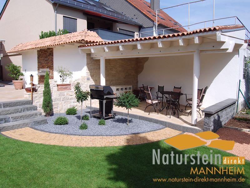 gartengestaltung bildergalerie naturstein direkt mannheim. Black Bedroom Furniture Sets. Home Design Ideas