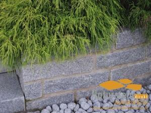 Granit Mauersteine Bristol