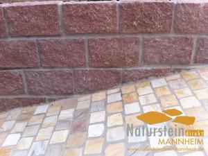 Granit Mauersteine Mekong